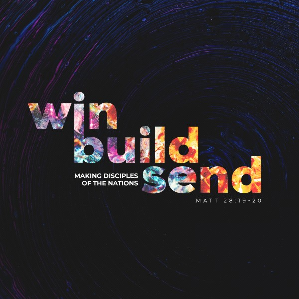 Win Build Send Social Media Graphic