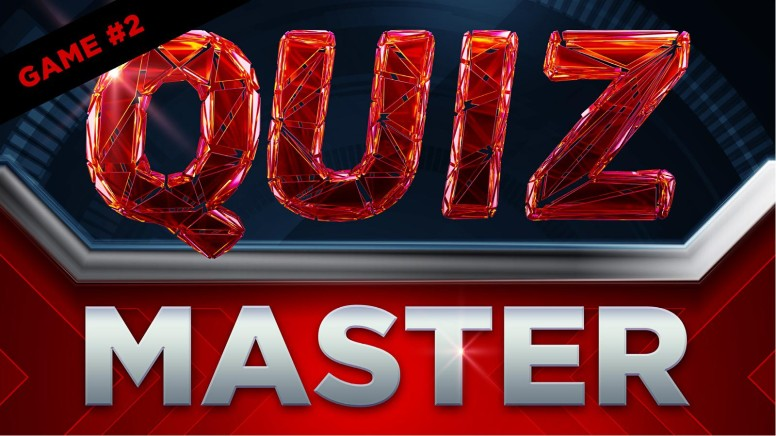 Quiz Master PowerPoint Game Volume 2