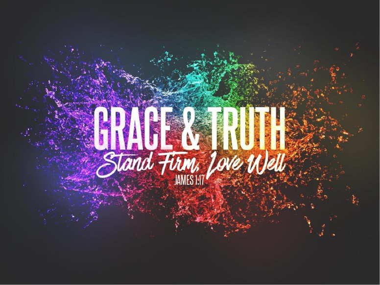 Grace And Truth Church PowerPoint
