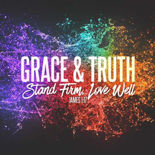 Grace And Truth Social Media Graphic