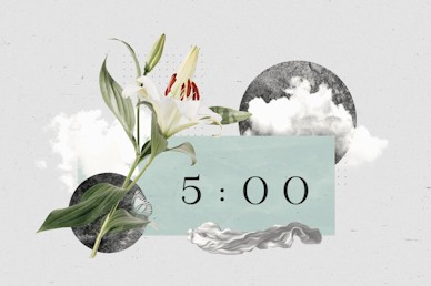 Easter Lily Countdown Church Video