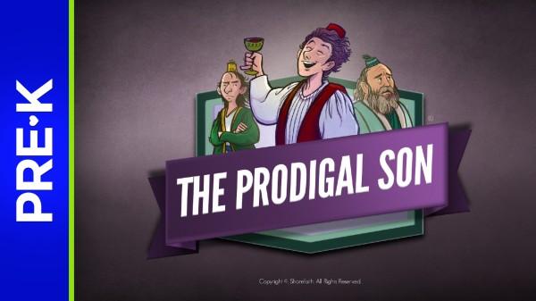 Luke 15 The Prodigal Son Preschool Bible Video