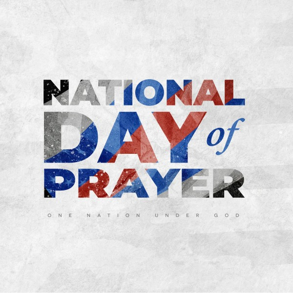National Day Of Prayer Nation Social Media Graphic