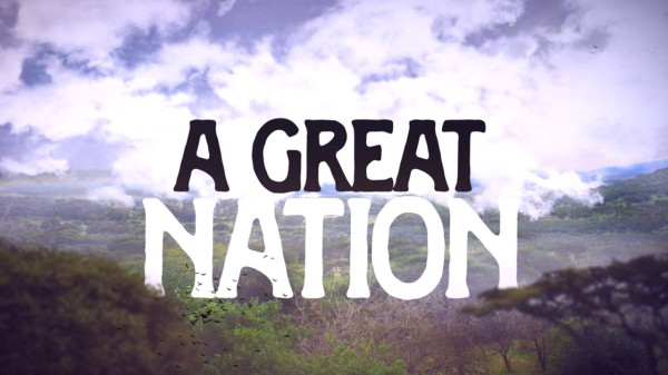 A Great Nation Kids Worship Video for Kids