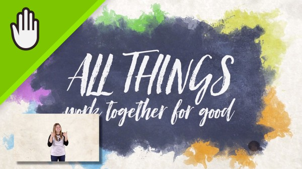 All Things Kids Worship Video for Kids Hand Motions