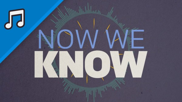 Now We Know Kids Worship Video for Kids Instrumental