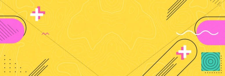 Grad Sunday Yellow Church Website Banner