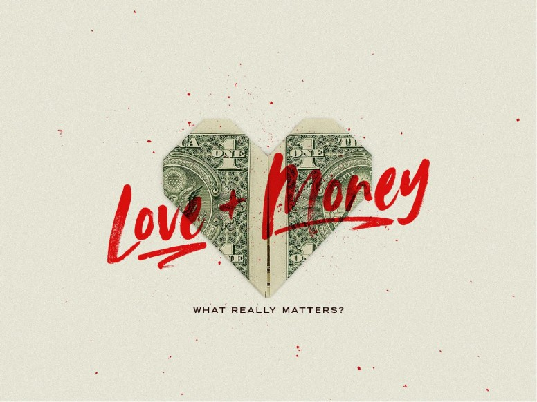 Love And Money Church PowerPoint