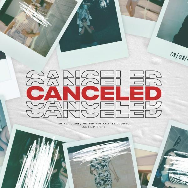 Canceled Church Social Media Graphic