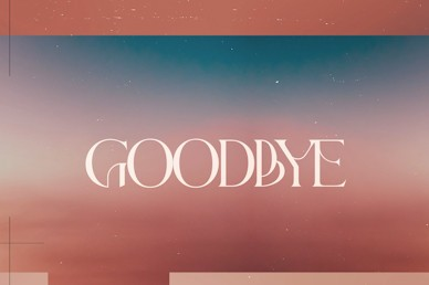 Jesus' Ascension Pink Blue Church Video Goodbye