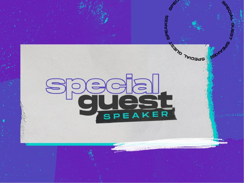 Special Guest Church PowerPoint