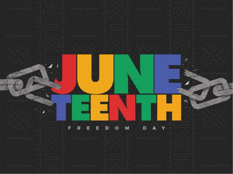 Juneteenth Freedom Church PowerPoint