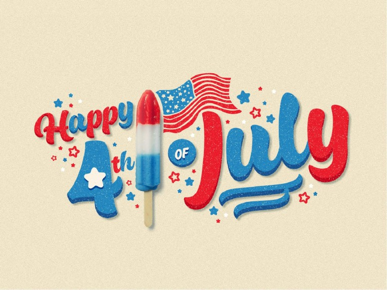 4th Of July Popsicle Church PowerPoint