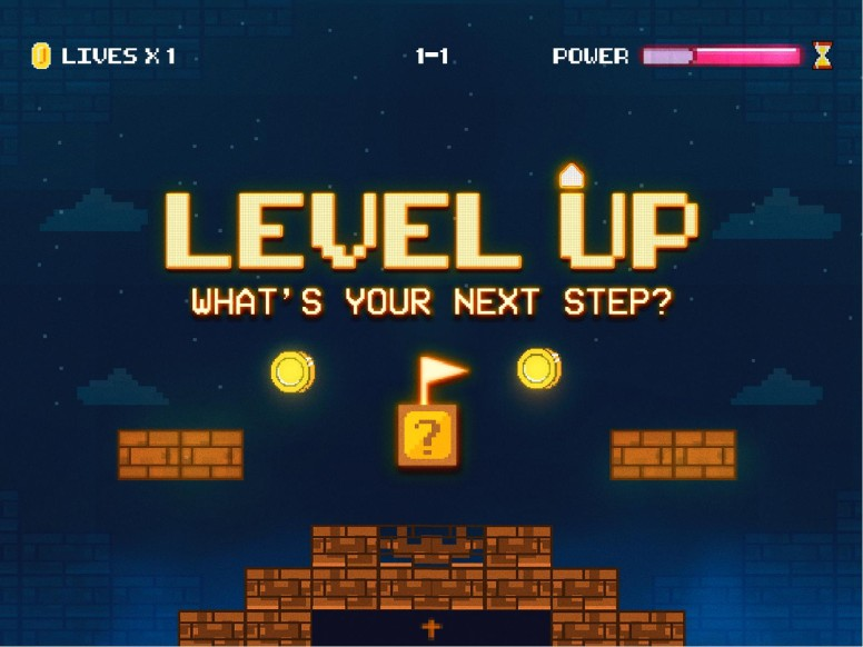 Level Up Church PowerPoint