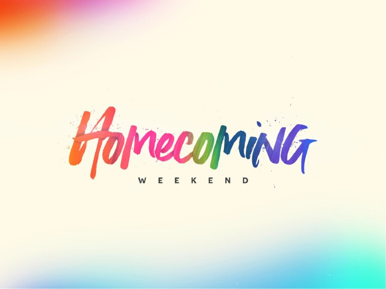 Homecoming Weekend Church PowerPoint