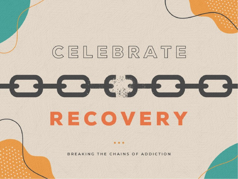 Celebrate Recovery Church PowerPoint