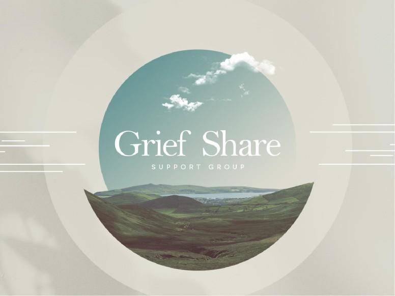 Grief Share Church PowerPoint