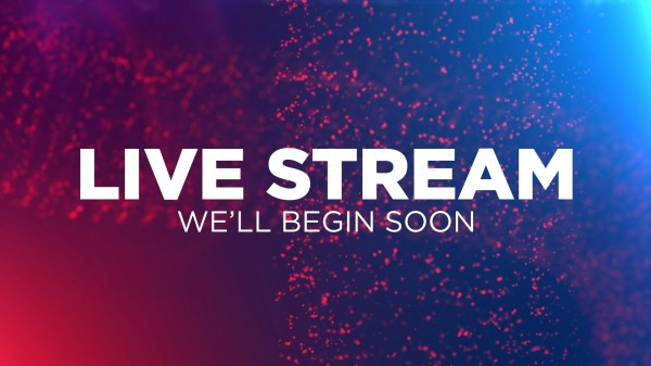 Particles Live Stream Church Motion