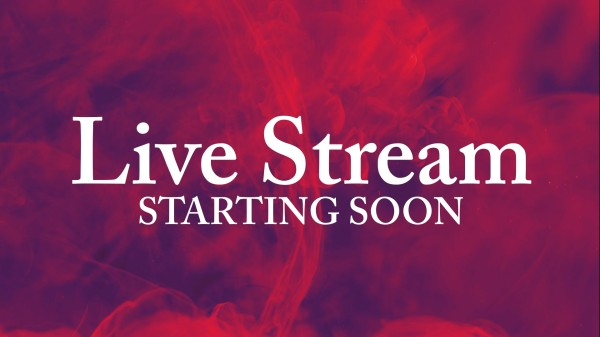 Ink Drop Live Stream Motion Graphics