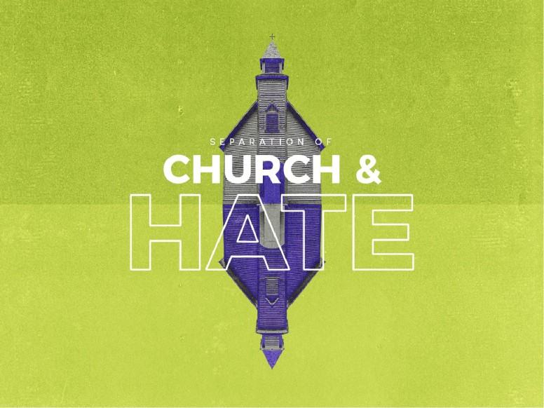 Separation of Church And Hate PowerPoint