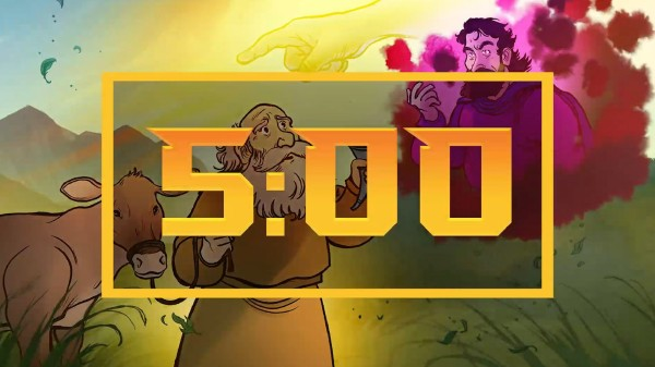 1 Kings The Story of David Bible Countdown Video for Kids
