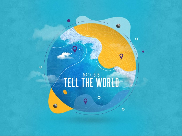 Tell The World Church PowerPoint