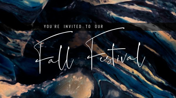 Fall Festival Marble Church Motion