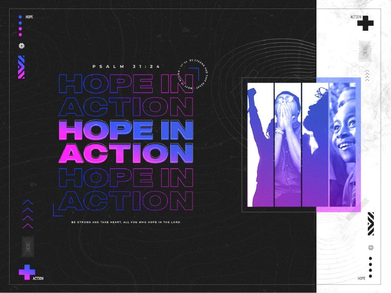 Hope In Action Church PowerPoint