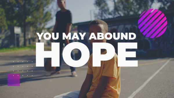 Abound In Hope Worship Video For Kids
