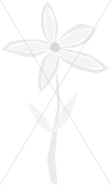 Petite Floral Accent