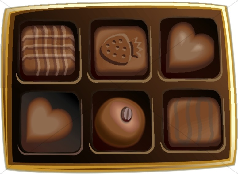 Gift Box of Truffles