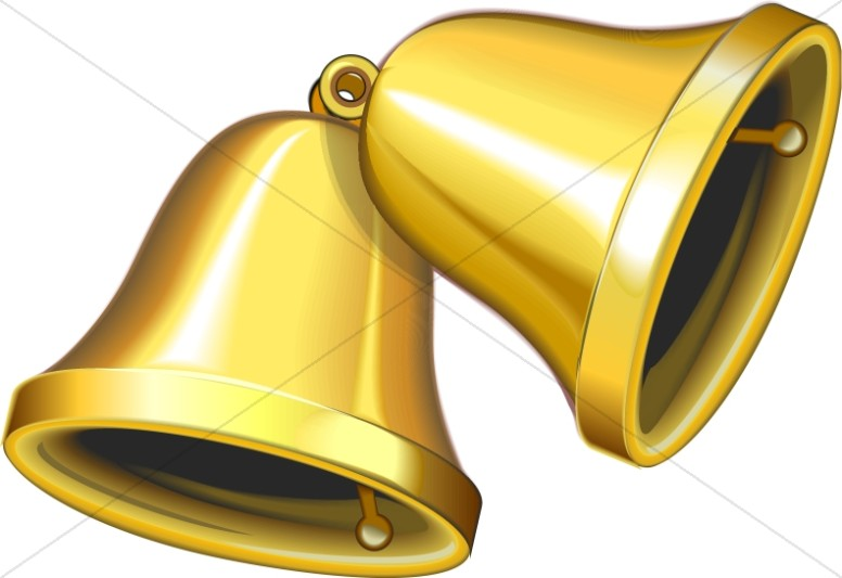 ringing bells used for festive holiday occasion church bell clipart rh sharefaith com bells clip art free bells clip art images