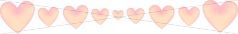 Peach Heart Page Top