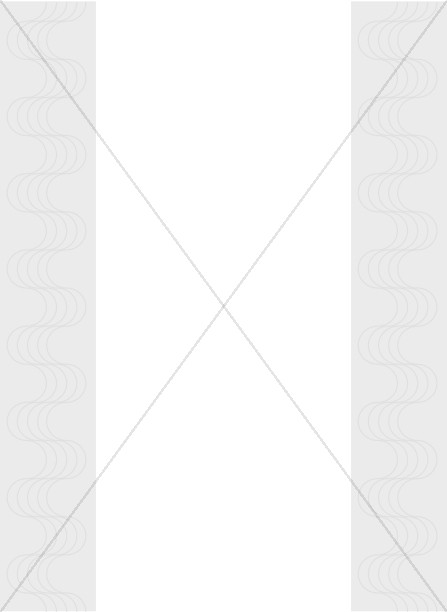 Gray Bars with Wavy Lines