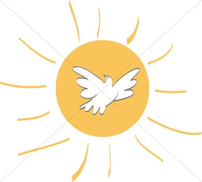 Dove and Sun