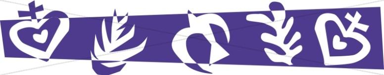 Lent Symbol Banner