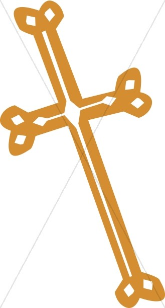 The Orange Cross