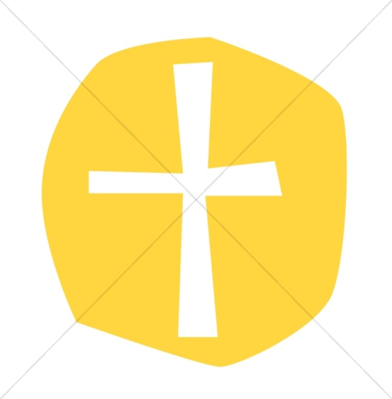 Cut Out Cross