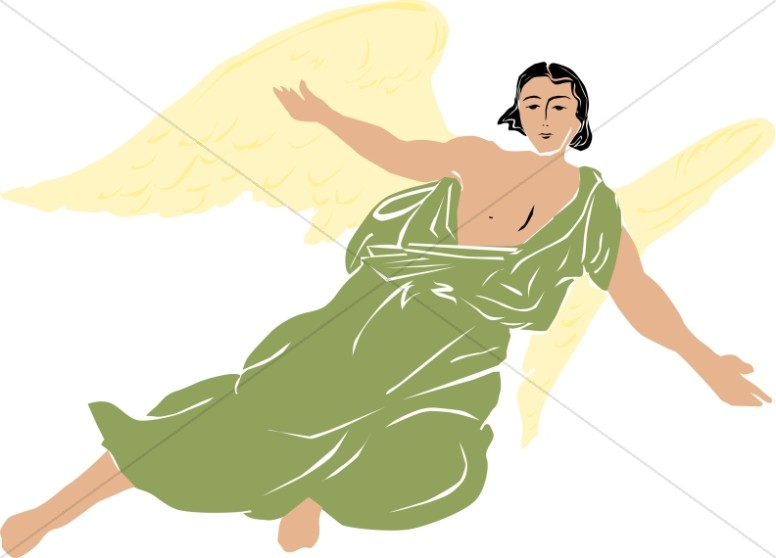 Clipart for Church Angel Pictures