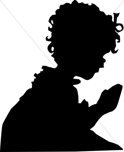 Child in Prayer