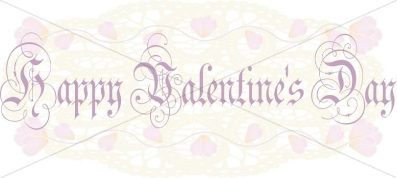 Formal Happy Valentine's Wording