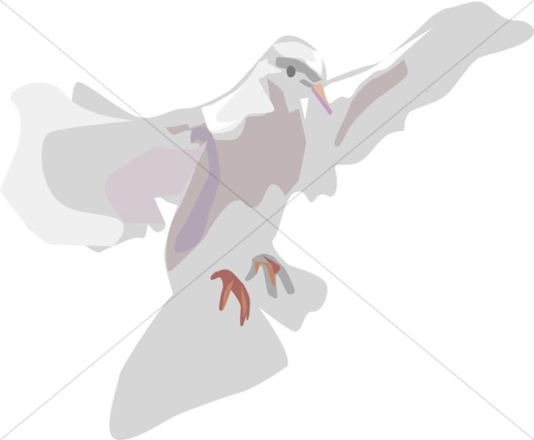 White Dove Landing
