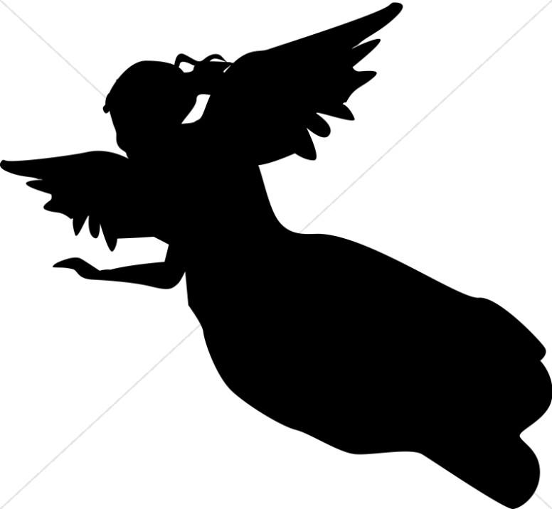 Messenger Angel Clipart