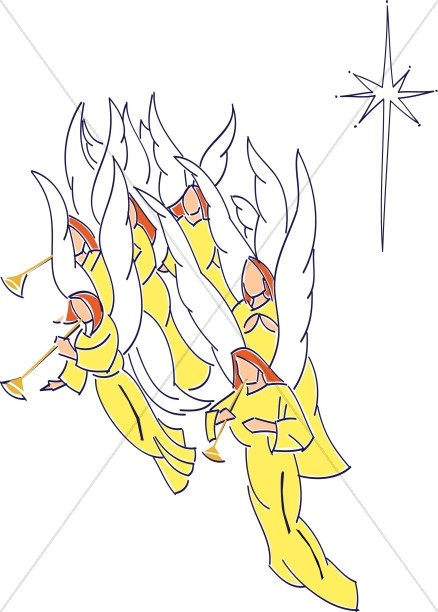 Christmas Clipart Angels