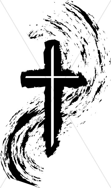 Cross Swept with the Power of the Spirit