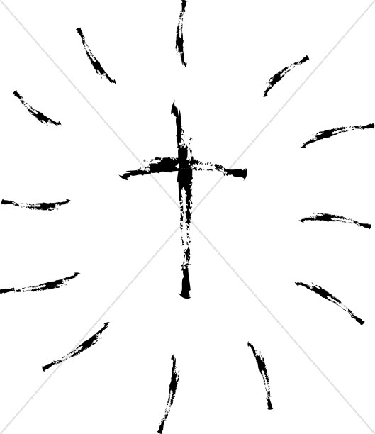 Passion of Christ Cross