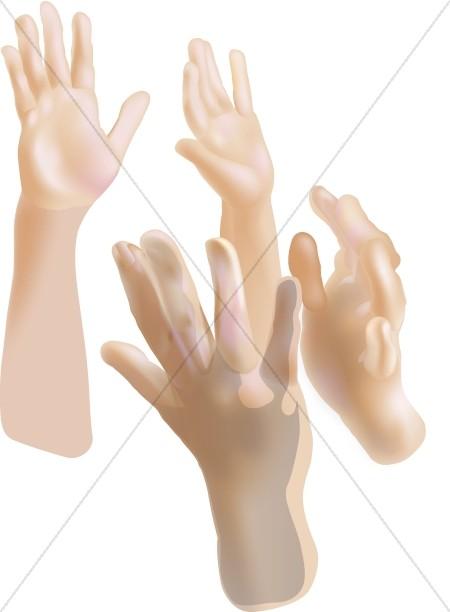 Hands of Praise