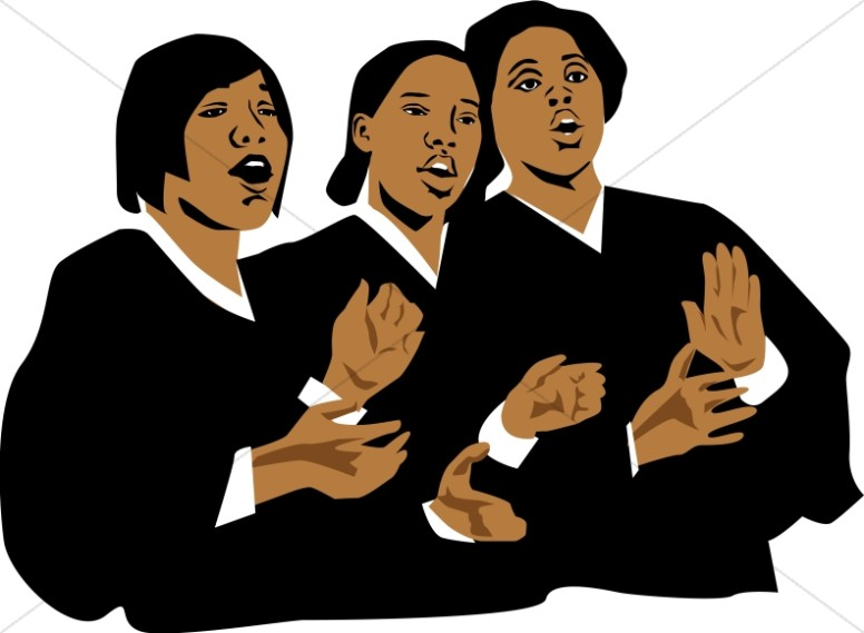 three church singers church choir clipart rh sharefaith com choir clip art free download choir clipart free