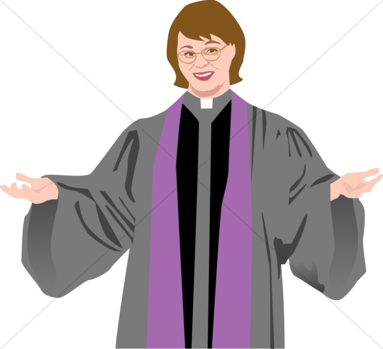 Clergy Clipart, Clergy Image, Clergy Graphic - Sharefaith