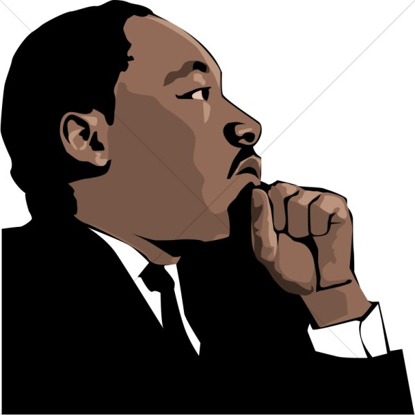 martin luther king jr martin luther king clipart rh sharefaith com martin luther king jr clipart free martin luther king jr clipart black and white